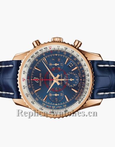 Breitling Navitimer Rb013012 Blue Dial Replica Watch