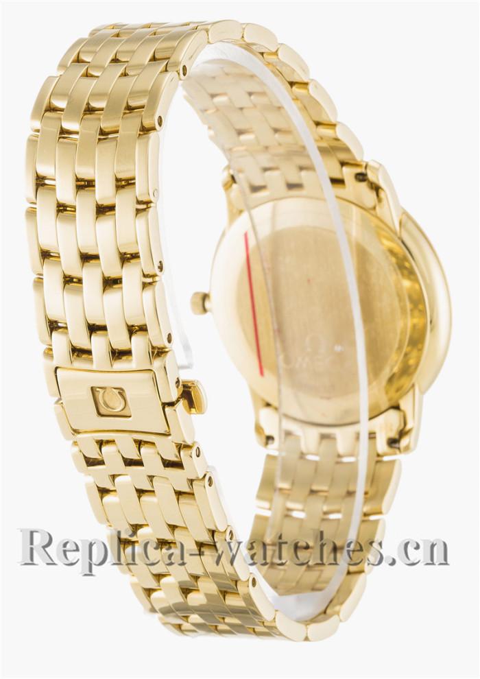 Omega De Ville Prestige White Dial 34MM 4110.31.00