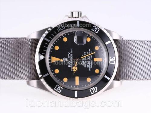 Rolex Submariner Automatic Vintage with Nylon Special Edition 23275