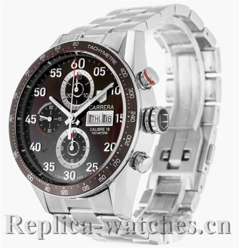Tag Heuer Carrera Stainless Steel Strap CV2A12.FC6236