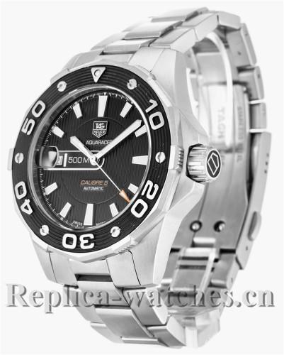 Tag Heuer Aquaracer Black Dial 43MM WAJ2110.BA0870