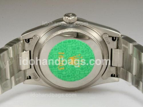 Rolex Milgauss Automatic with Black Dial Vintage Edition 12811