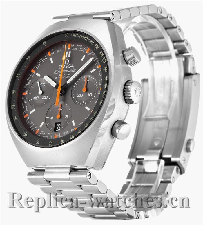 Omega Speedmaster MKII Black Dial 42MM 327.10.43.50.06.001
