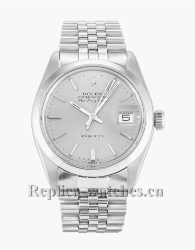 Rolex Air King Stainless Steel Strap 5700