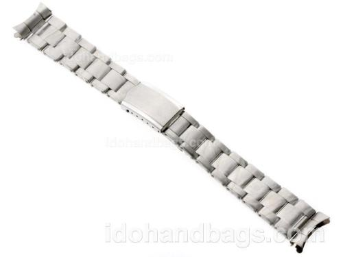 Rolex Stainless Steel Rivet Strap 38033