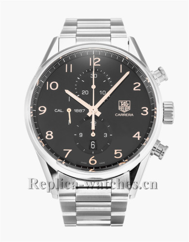Tag Heuer Carrera Stainless Steel Strap CAR2014.BA0796