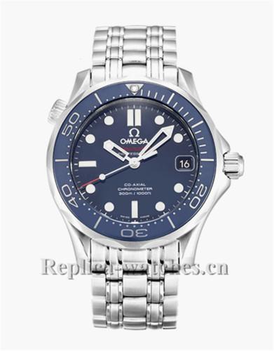 Omega Seamaster 300m Blue Dial 36MM 212.30.36.20.03.001