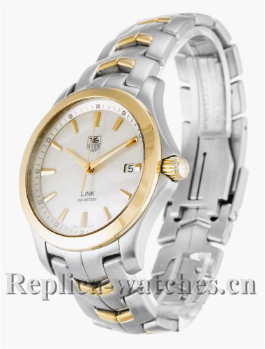 Tag Heuer Link White Dial 40MM WJF1152.BB0579