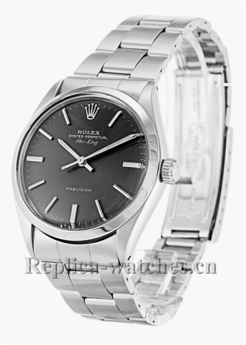 Rolex Air King Stainless Steel Strap 5500
