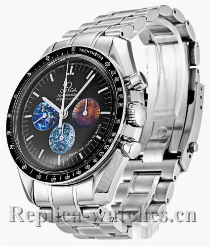 Omega Speedmaster Moonwatch Black Dial 42MM 3577.50.00