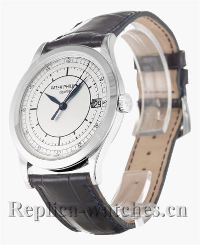 Patek Philippe Calatrava White Dial 38MM 5296G