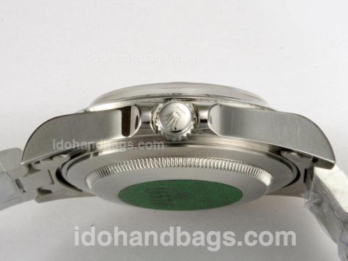 Rolex Explorer II Swiss ETA 2836 Movement with Black Dial Vintage Edition 12825