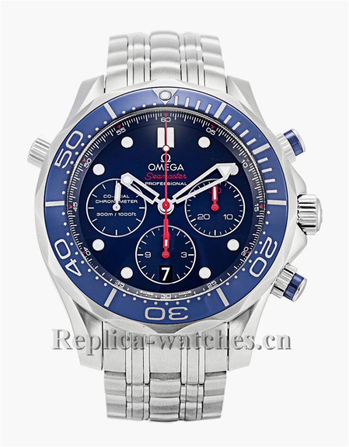 Omega Seamaster 300m Blue Dial 44MM 212.30.44.50.03.001