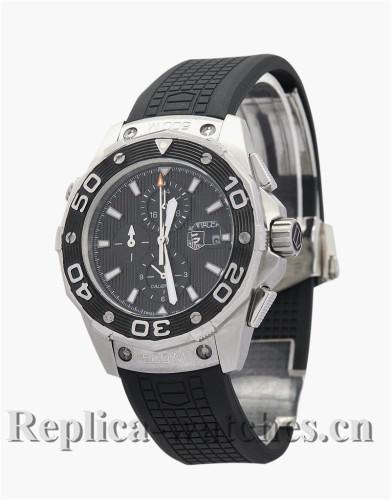 Tag Heuer Aquaracer Black Dial 43MM CAJ2110.FT6023