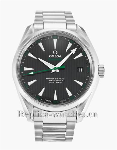 Omega Aqua Terra 150m Gents Black Dial 41MM 231.10.42.21.01.004