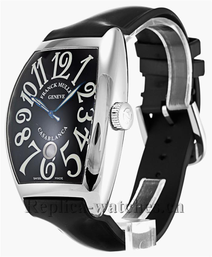 Franck Muller Casablanca Black Dial 39MM 8880 C DT