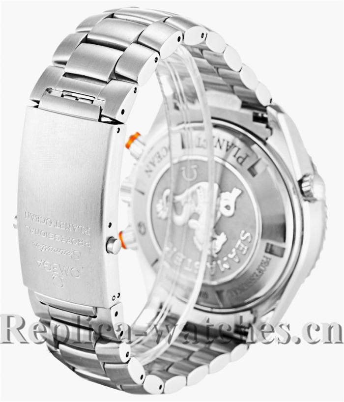 Omega Planet Ocean Automatic Stainless Steel Strap 2218.50.00