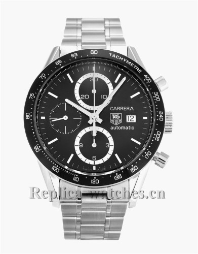 Tag Heuer Carrera Stainless Steel Strap CV2010.BA0786