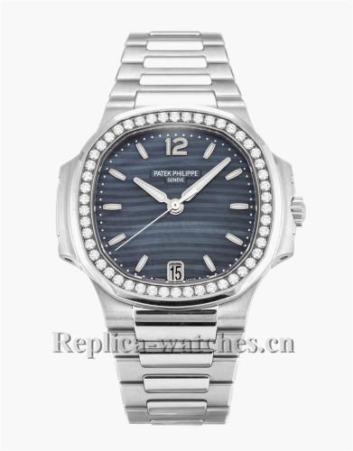 Patek Philippe Nautilus Blue Dial 34MM 7018/1A