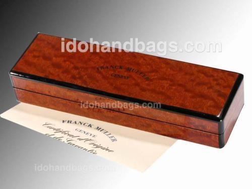 Franck Muller Wooden Box 21139