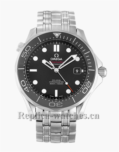 Omega Seamaster 300m Co-Axial Black Dial 41MM 212.30.41.20.01.003
