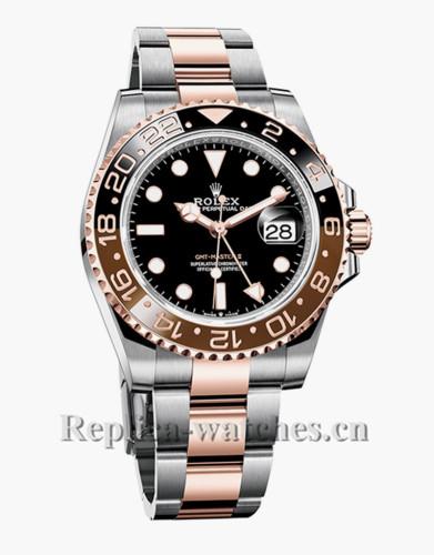 Rolex GMT Master 126711 Black Dial Replica Watch
