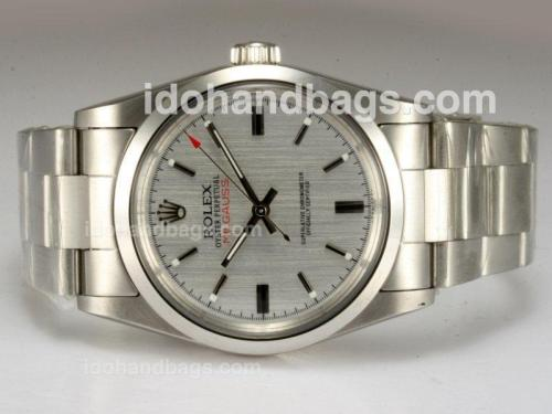Rolex Milgauss Automatic with White Dial Vintage Edition 12810