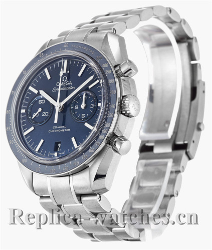 Omega Speedmaster Moonwatch Blue Dial 44MM 311.90.44.51.03.001