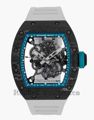 Replica Richard Mille Bubba Watson Yas Marina Circuit Carbon RM055 Watch