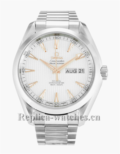 Omega Aqua Terra Automatic Stainless Steel Strap 150m Gents 231.10.43.22.02.003