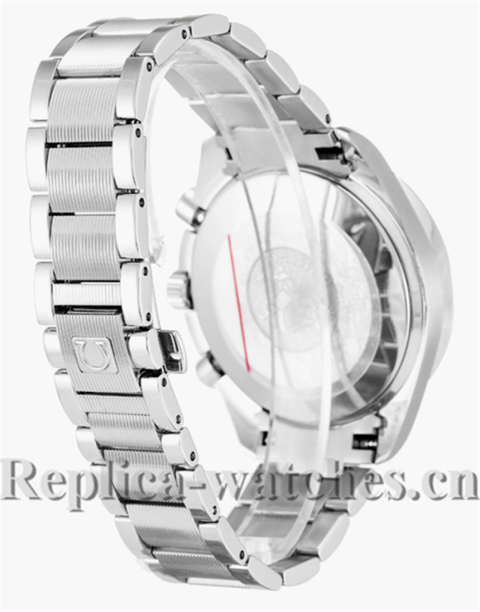 Omega Speedmaster Reduced 3534.70.00 White Dial 36MM