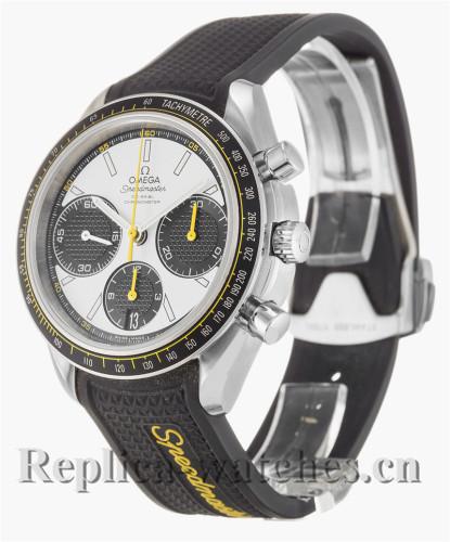Omega Speedmaster Racing White Dial 40MM 326.32.40.50.04.001