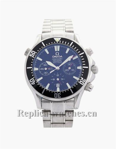 Omega Speedmaster Date Blue Dial 38MM