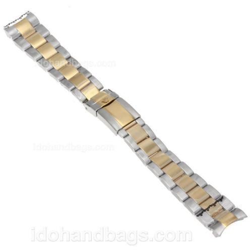 Rolex Two Tone Oyster Strap 52647