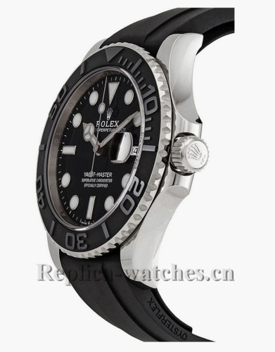 Replica Rolex Yacht Master 226659 Authentic 42mm Black Dial Men's Watch