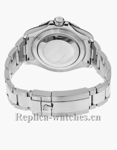 Replica Rolex Yacht Master 126622 Steel Oyster Bracelet 40mm Blue Dial Men's  Watch