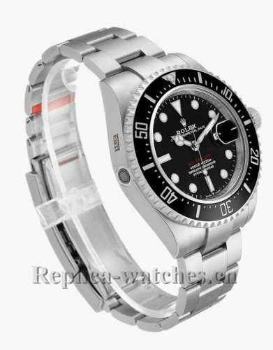 Replica  Rolex Seadweller 126600 43mm 50th Anniversary Steel Mens Watch