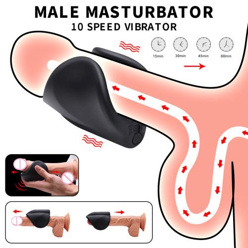 10 Speed Penis Massager Vibrator