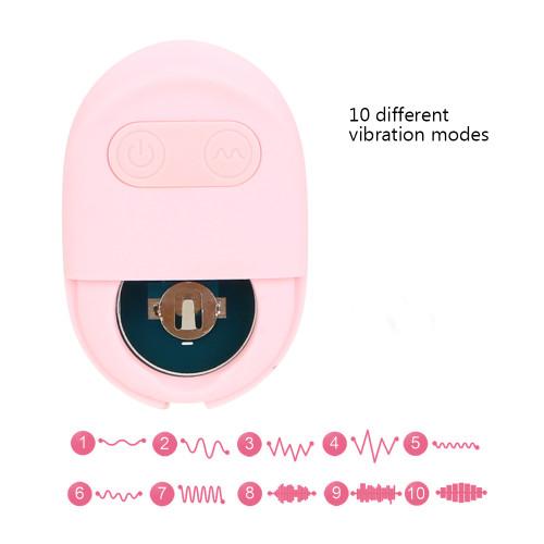 10 Speed Vibrating Love Egg Dildo Vibrator G-Spot Massager Adult Sex Toys