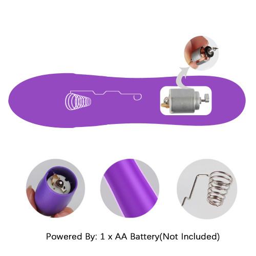Vibrating Dildo G-Spot Massager Powerful Bullet Vibrator Adult Sex Toys
