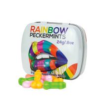 Rainbow Peckermints 24g