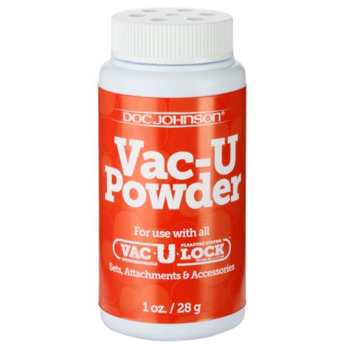Vac-U-Lock Powder Lubricant