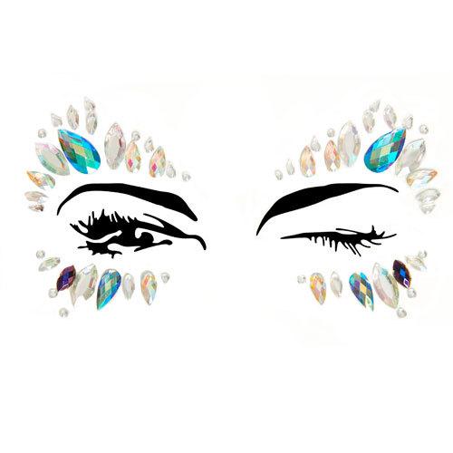 Calypso Eye Jewels Sticker EYE003