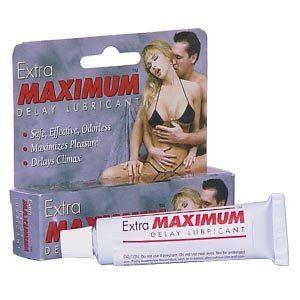 Extra Maximum Delay Cream (Large)