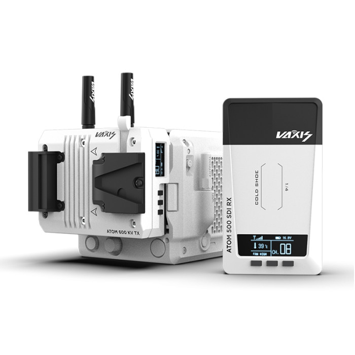 Vaxis ATOM 600 KV/KG Kit for RED KOMODO