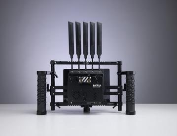 VAXIS G-MOUNT DIRECTOR'S MONITOR CAGE