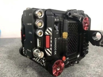 Breakout Box for RED KOMODO
