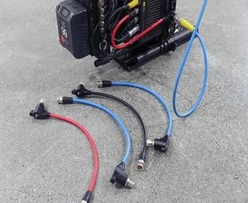 SDI Protector Cable for RED KOMODO, BLACKMAGIC ALEXA