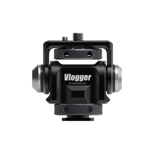 Pro-Version Swivel and Tilt Monitor Mount with Hot Shoe Adapter