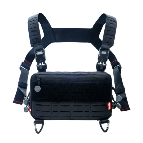 Multi-Function Tool Pouch Chest Harness Bag (Photographer, Videographer, Sound Engineer)